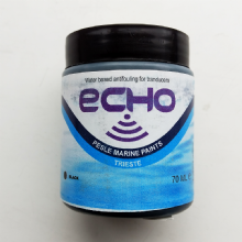 Echo Water Based Antifouling for Transducers - Black 70ml